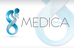 Logotyp Medica Space